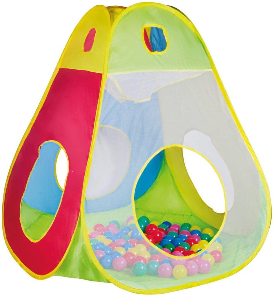 1. Spielzelt Bällebad Brody